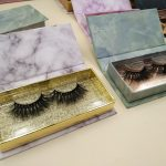 false lashes packaging