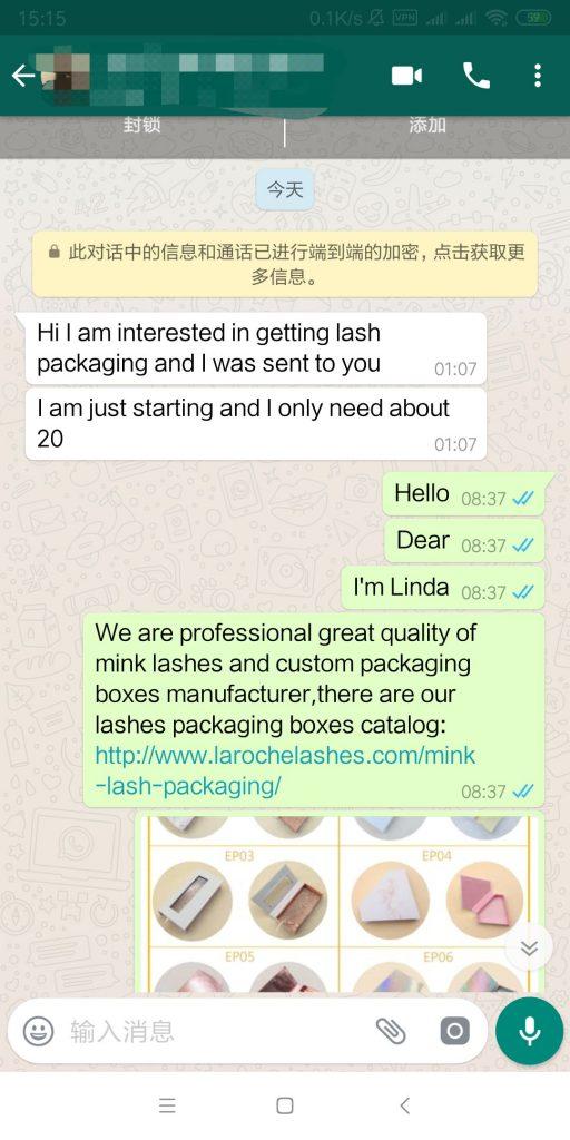 lash vendors