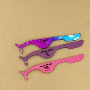 Private Label Eyelash Tweezers