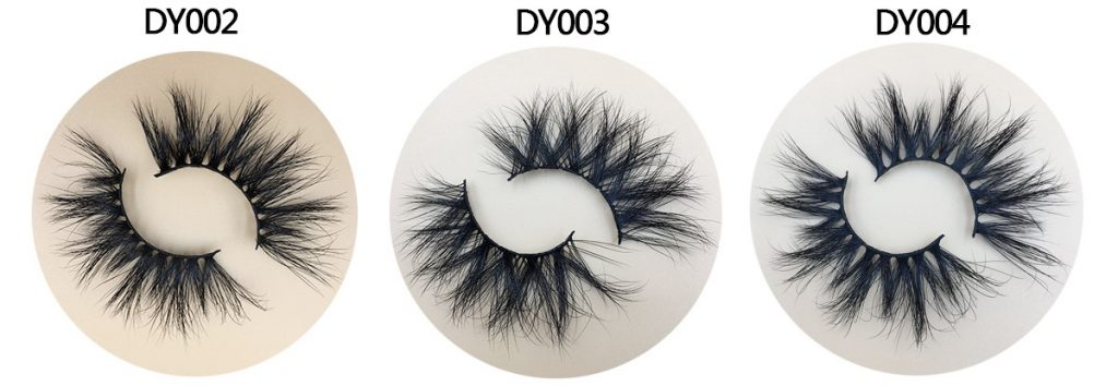 DY Mink Lashes
