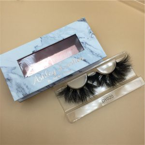 Eyelash Packaging Boxes With Window