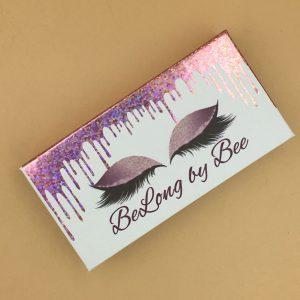 Luxury Mink Eyelash Packaging Box