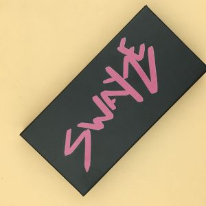 Custom Black Eyelashes Packaging Box