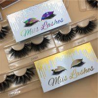 Eyelash Dripping Packaging Boxes