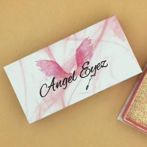 Custom Fancy Magnet Eyelash Packaging Box