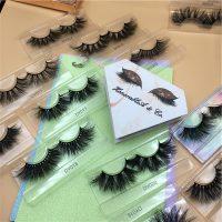 Diamond Eyelash Packaging Boxes