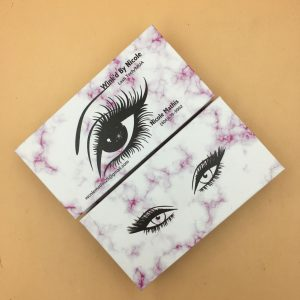 Eyelash Packaging Boxes With Logo