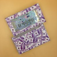 Custom Eyelash Acrylic Box Packaging
