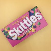 Candy Eyelash Packaging Boxes