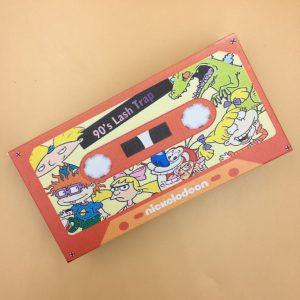 Wholesale Custom Cortoon Eyelash Packaging