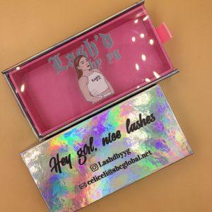 Wholesale Custom Eyelash Packaging Drawer BoxWholesale Custom Eyelash Packaging Drawer Box