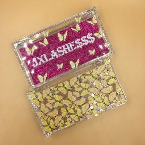 Eyelash Packaging Boxes Wholesale