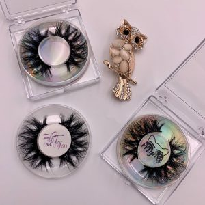 Lash Packaging Boxes And Mink Lashes