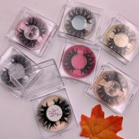 Wholesale Square Acrylic Lash Boxes