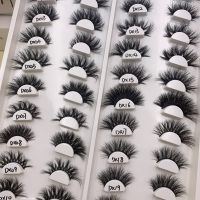 3D Mink Eyelash Vendors Wholesale