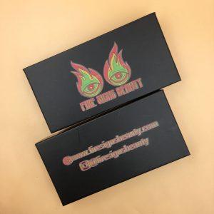 Wholesale Eyelash Packaging Boxes With Logo