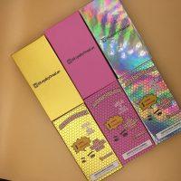 Custom Eyelash Woods Packaging Boxes With Logo