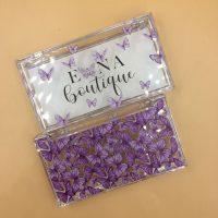 Custom Acrylic Eyelash Packaging Boxes