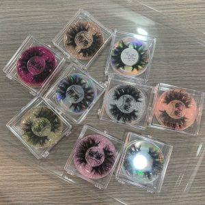 Wholesale Mink Lash Boxes