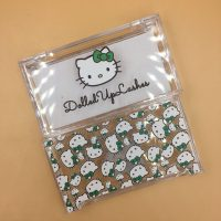 Hello Kitty Eyelash Packaging Boxes