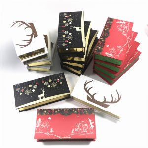 Christmas Eyelash Packaging Box