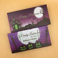 Halloween eyelash packaging box with your logo