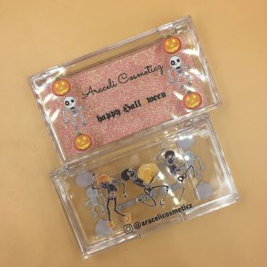 Acrylic Eyelash Packaging Boxes
