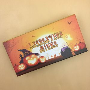 Eyelash Packaging Boxes With Halloween