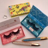 Eyelash Packaging Boxes With Your Logo