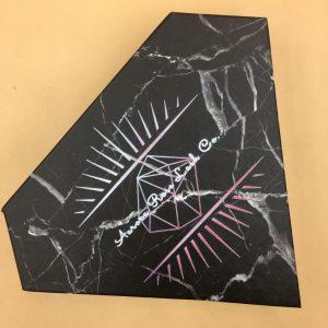 Diamond Eyelash Packaging Boxes With Logo