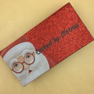 Christmas theme eyelash packaging box