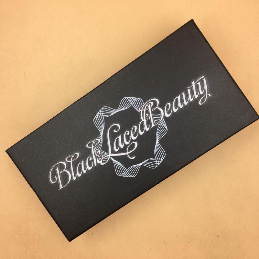 Black Eyelash Packaging Boxes With Logo