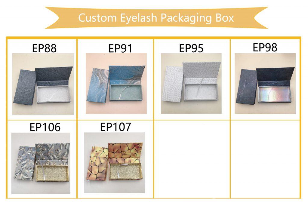 custom eyelash case