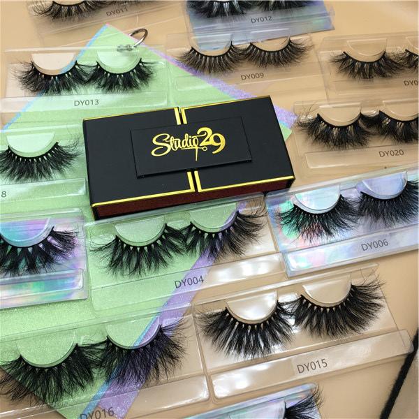 Best 3D Mink Eyelash Vendors