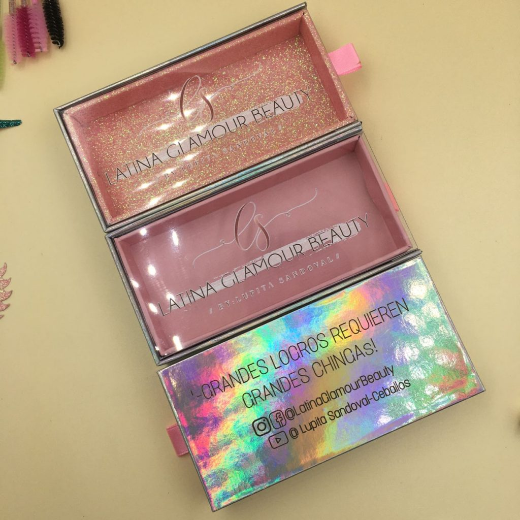 Wholesale Eyelash Packaging Boxes