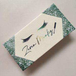 Luxury Eyelash Packaging Box