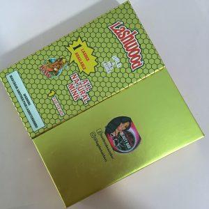 Eyelash Packaging Box With Logo