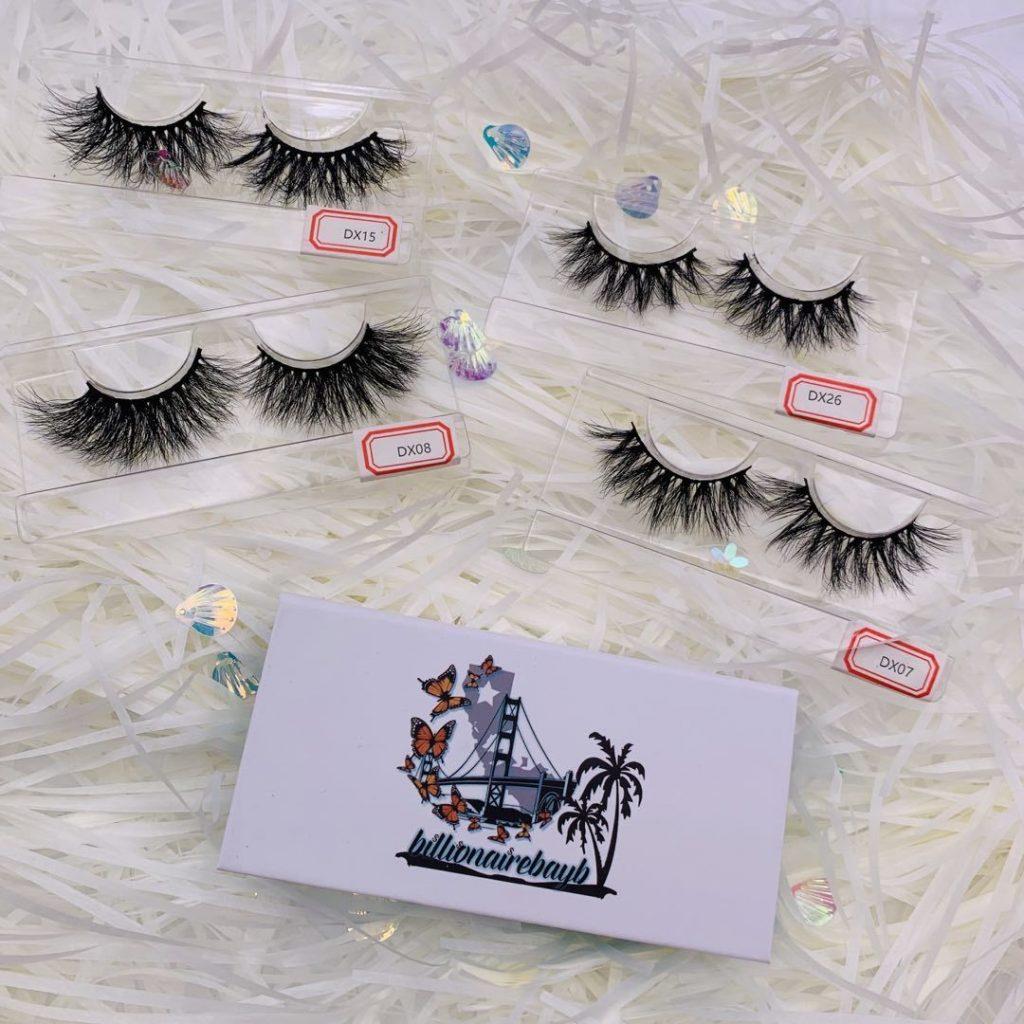 Wholesale Custom Eyelash Packaging Boxes