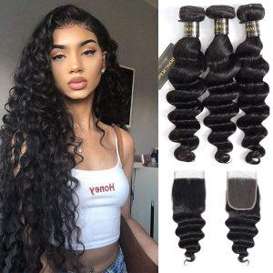 Loose Wave Wholesale Hair Bundles Vendors