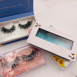 Customize Your Own Eyelash Box