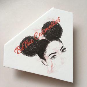 Diamond Eyelash Packaging Box