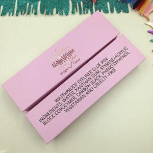 Eyeliner Lash Eyelash Packaging