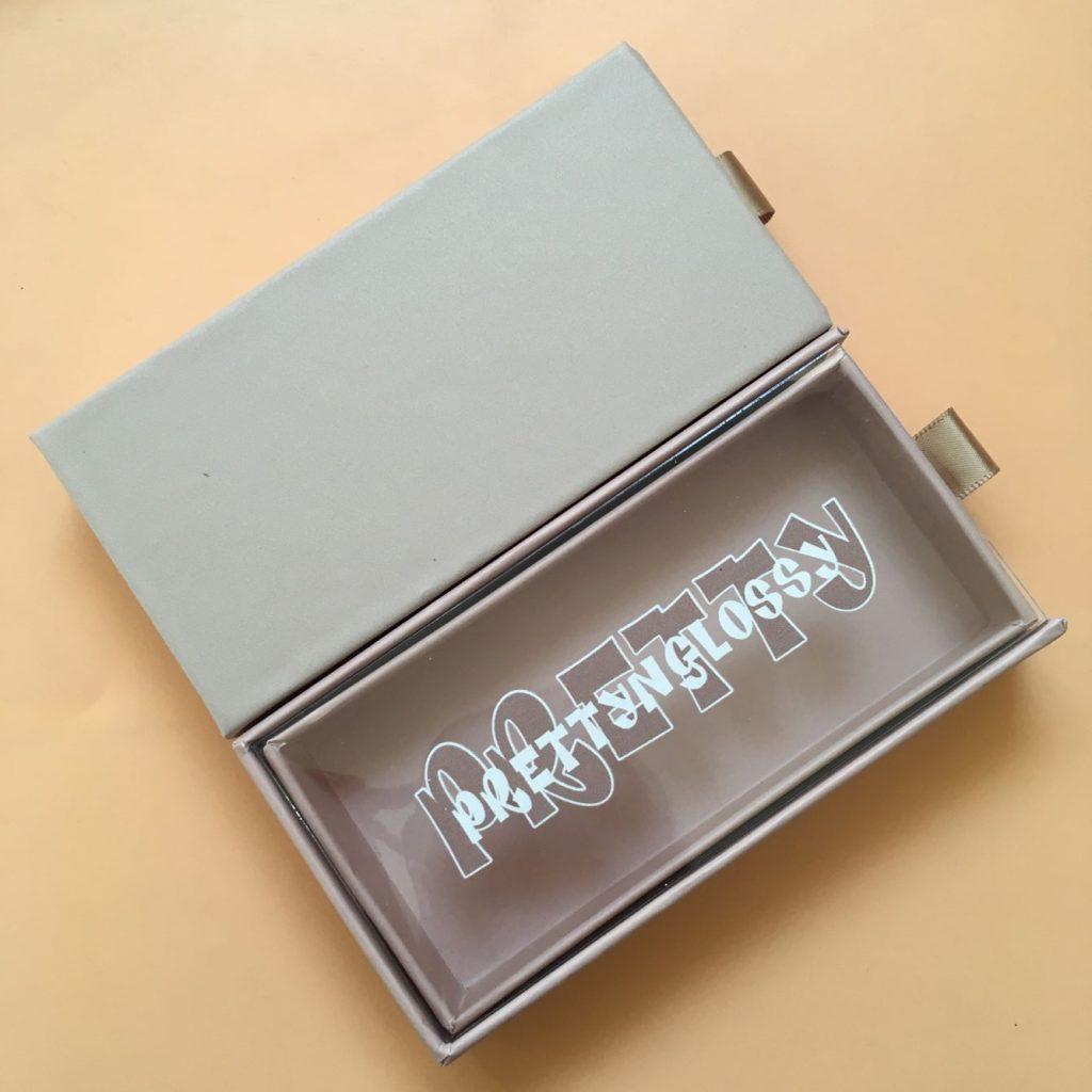 Wholesale Sliding Eyelash Packaging