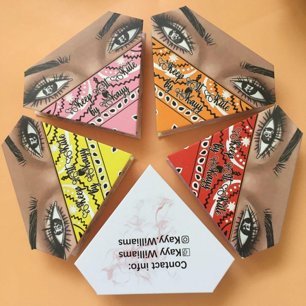 Make Your Own Eyelash Packaging Box