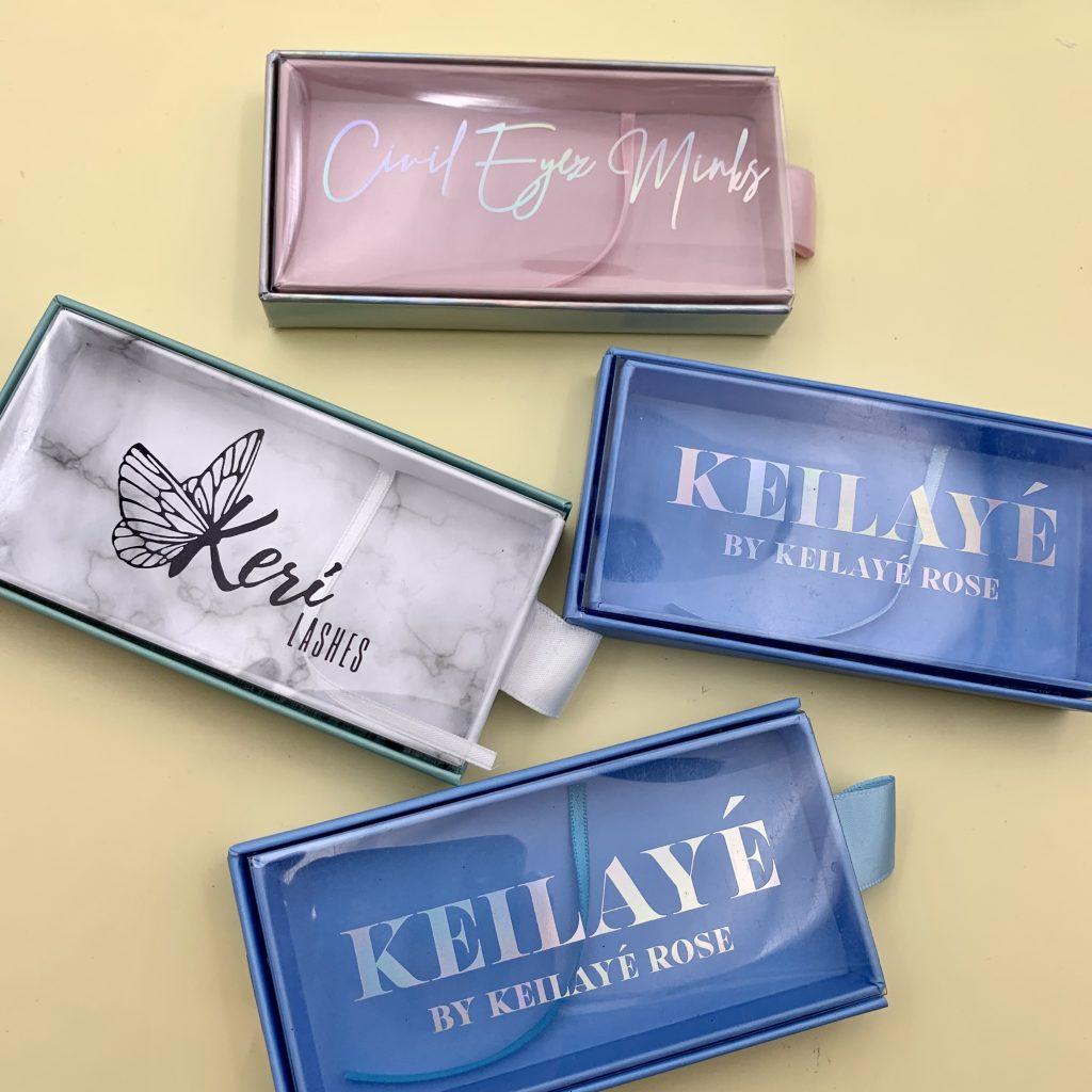 Wholesale Eyelash Packaging