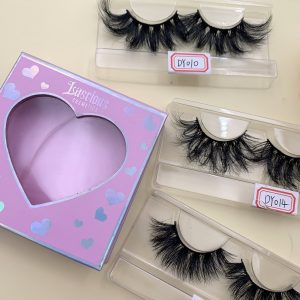 Custom Eyelash Boxes Manufacturer