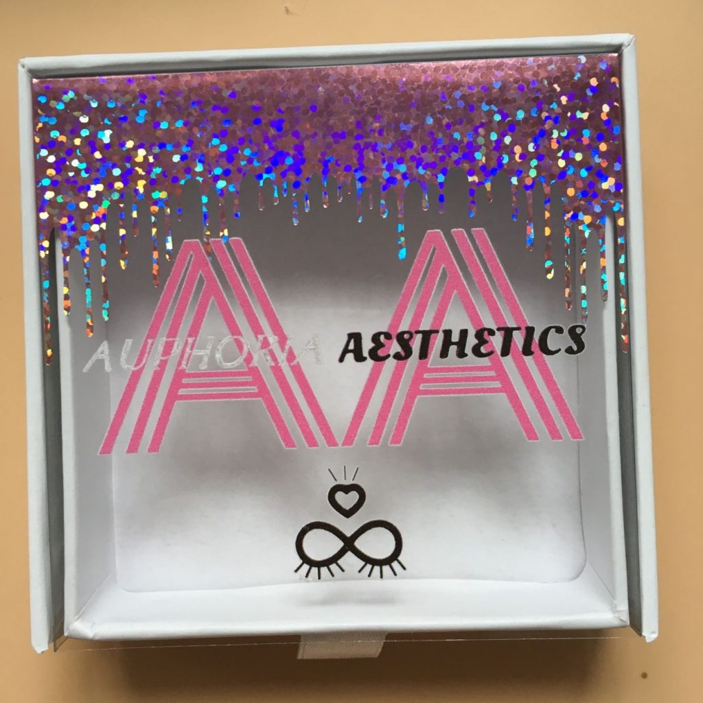 Eyelash Packaging Box