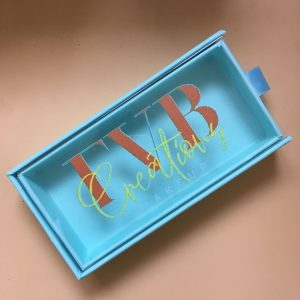 Eyelash Packaging Box Suppliers