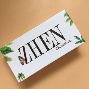 Wholesale White Eyelash Packaging Box